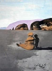 Adolescencia, S. Dalí (1941)
